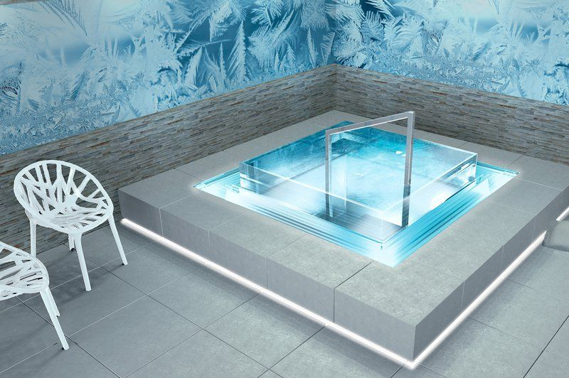 Image Result For Cold Plunge Pool Mind Institute