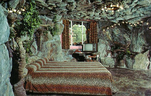 Room 137 At The Madonna Inn San Luis Obispo California Never Wanted This Though Cave