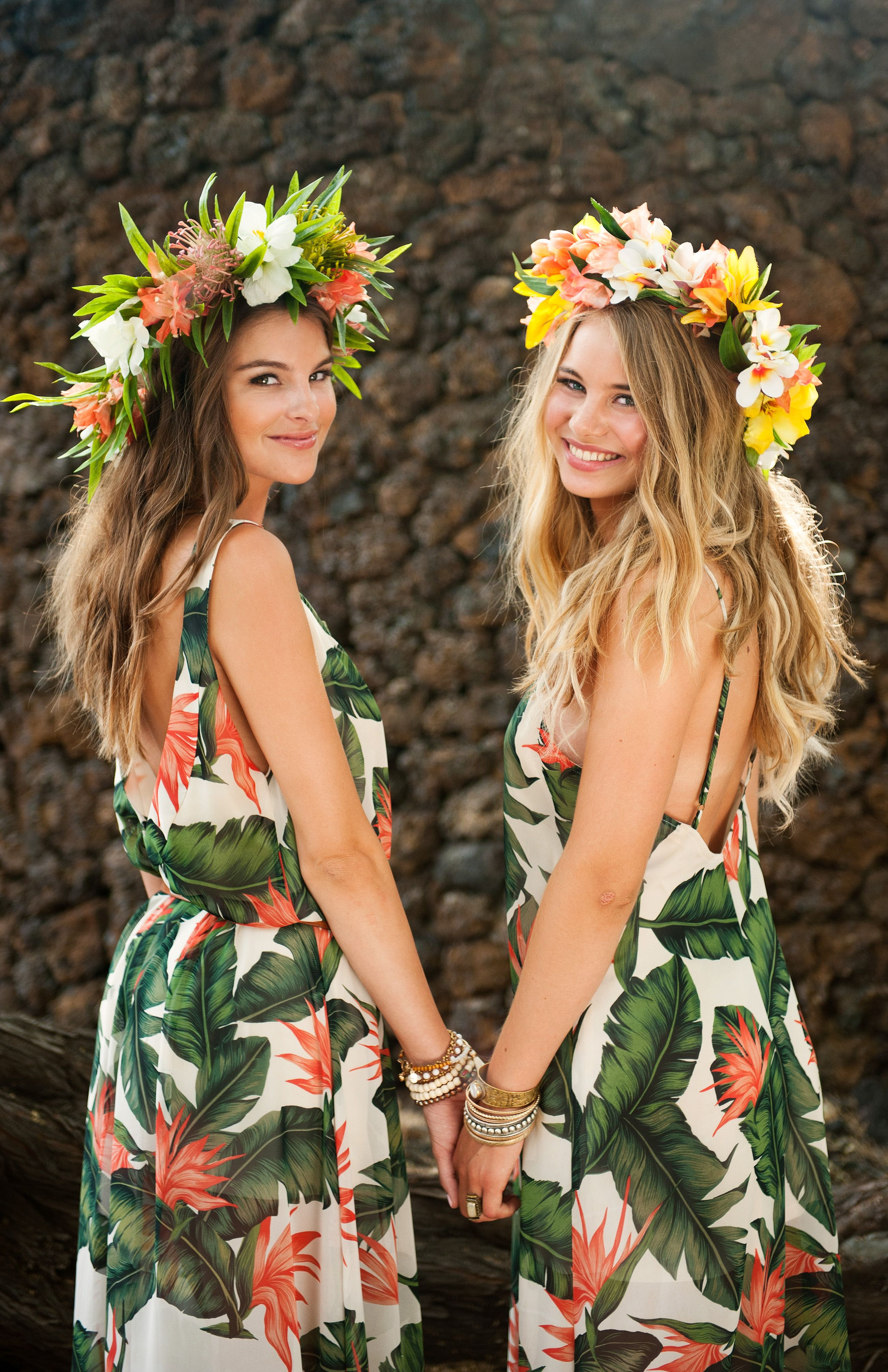 Hawaiian Luau Hairstyles Fade Haircut