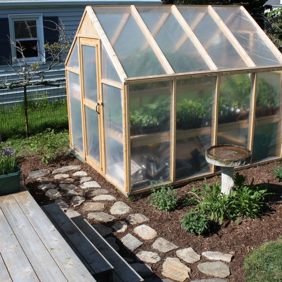 Go Year Round On Garden Freshness. Click For Greenhouse