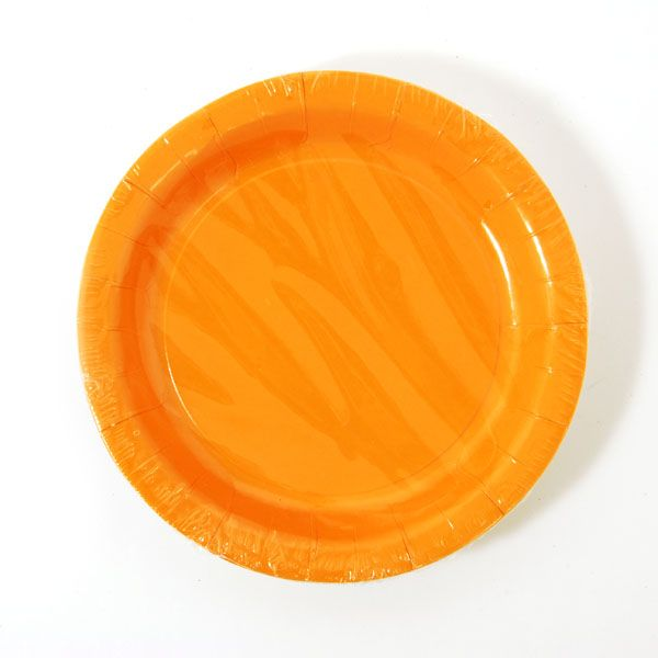 7 Inch Orange Plates/Case of 288 Tags Salad Plates; Paper Tableware;  sc 1 st  Pinterest & 7 Inch Orange Plates/Case of 288 Tags: Salad Plates; Paper Tableware ...