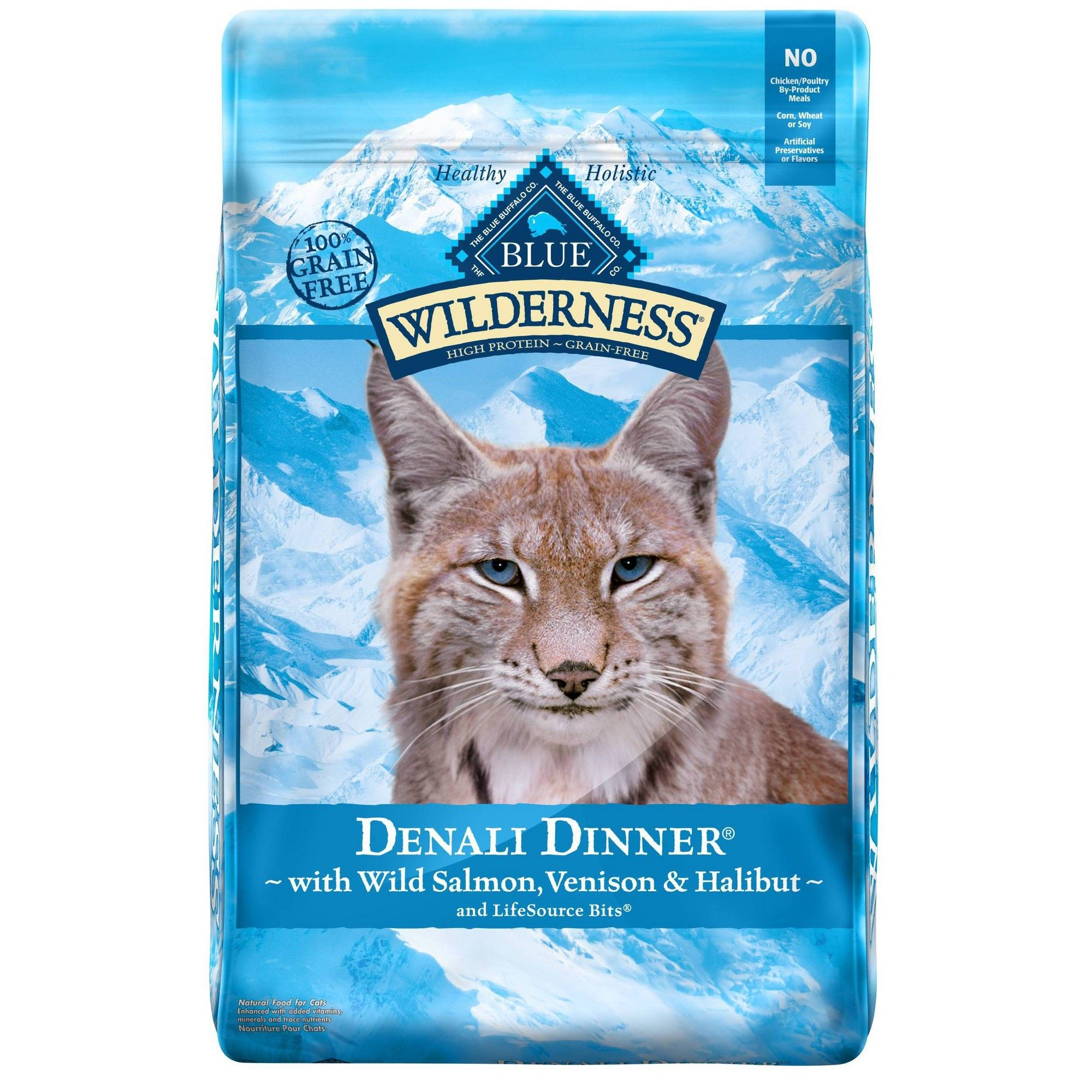 Blue Buffalo Dry Cat Food 10lbs In 2020 Dry Cat Food Grain Free Cat Food Cat Food