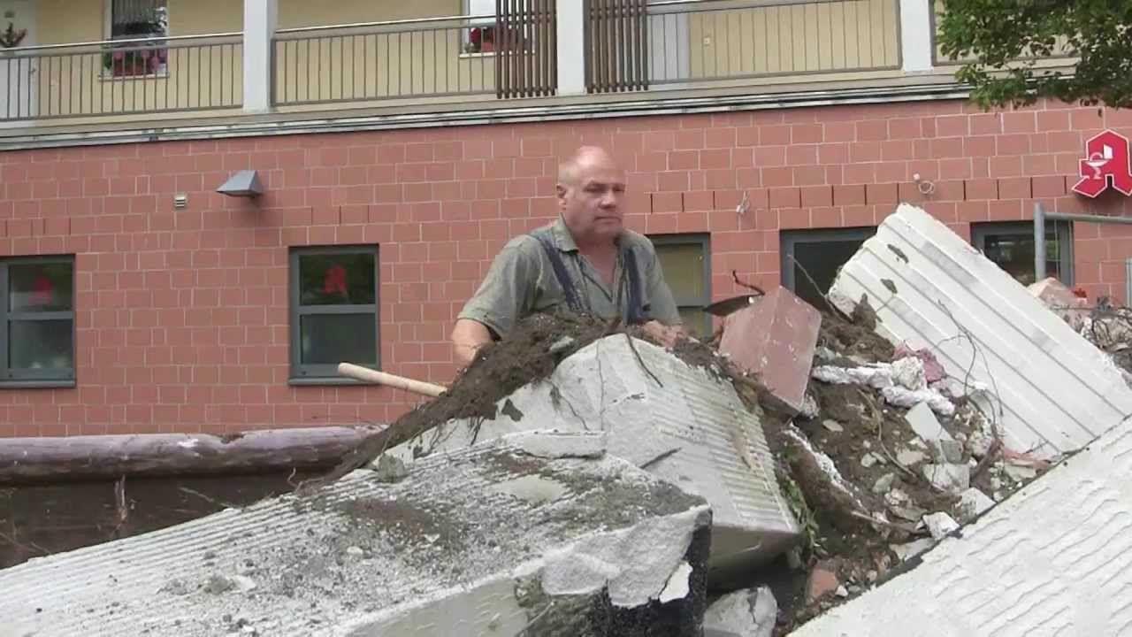 In Woltersdorf wird ein Kinderparadies gebaut - Teil 3