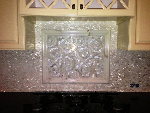 Wow! Great Backsplash!
