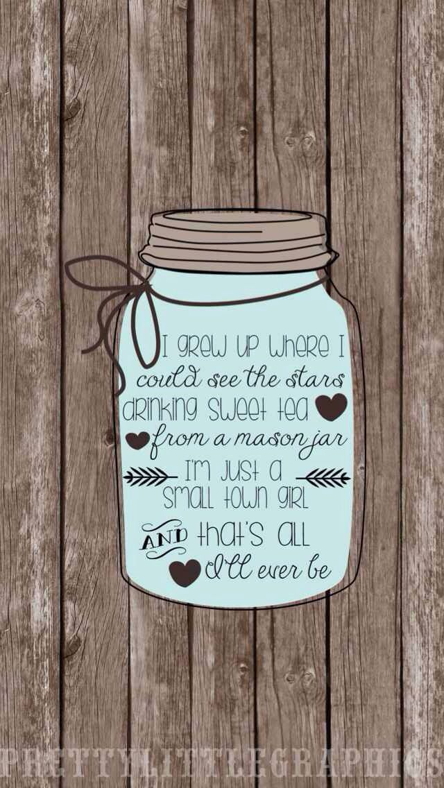 Pin By Laney On Wallpapers Country Girl Quotes Country Girls