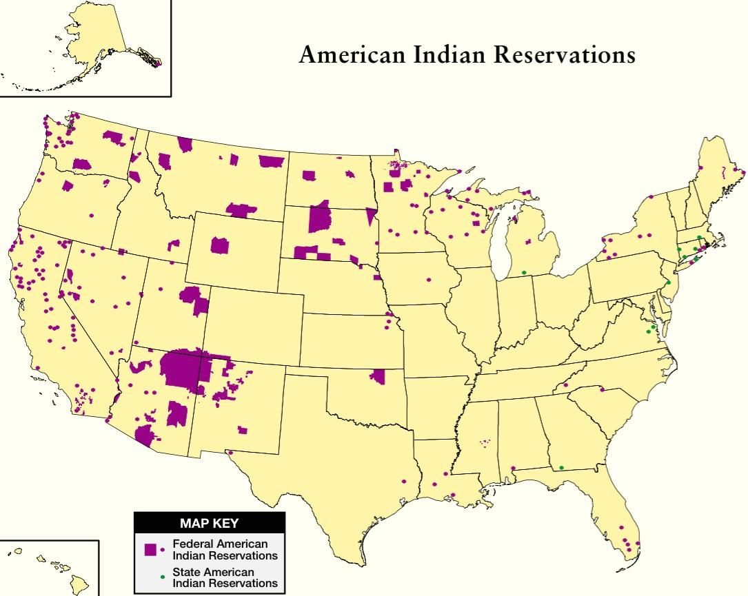 Federally Recognized Tribes Should Brace For Possible
