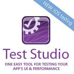 Telerik Test Studio (FREE) - iOS UI and performance test tool #iOS ...