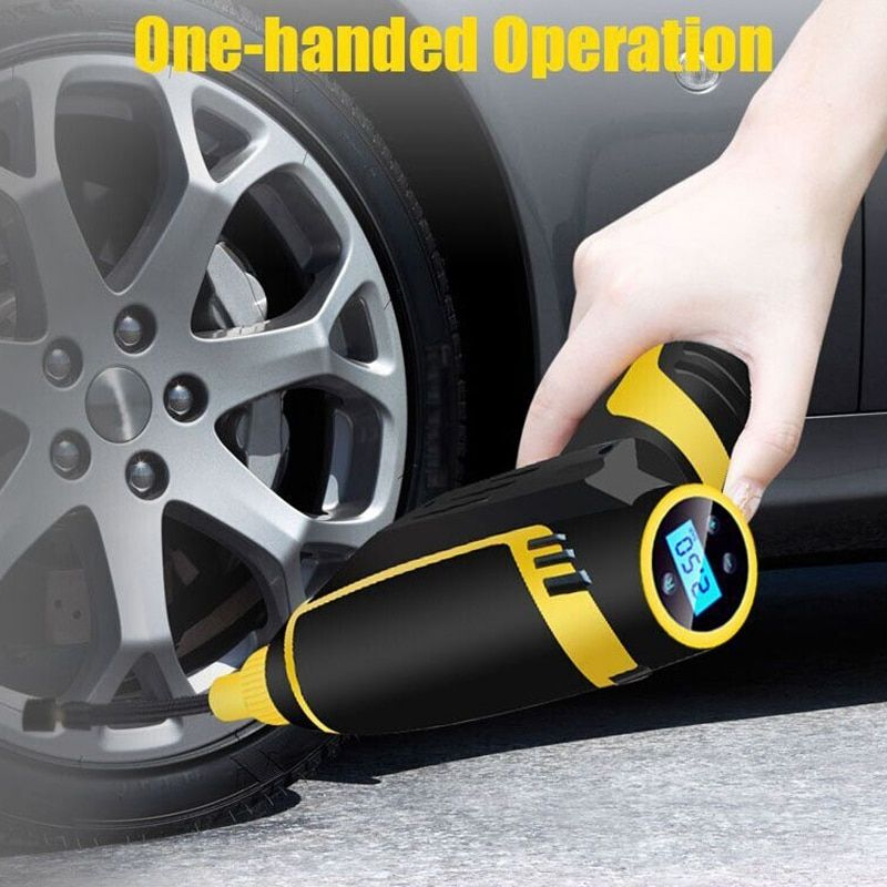 Inflatorgun Car Air Compressor Best Portable Tire Inflator Portable Air Pump Pumping Car Tire Inflator
