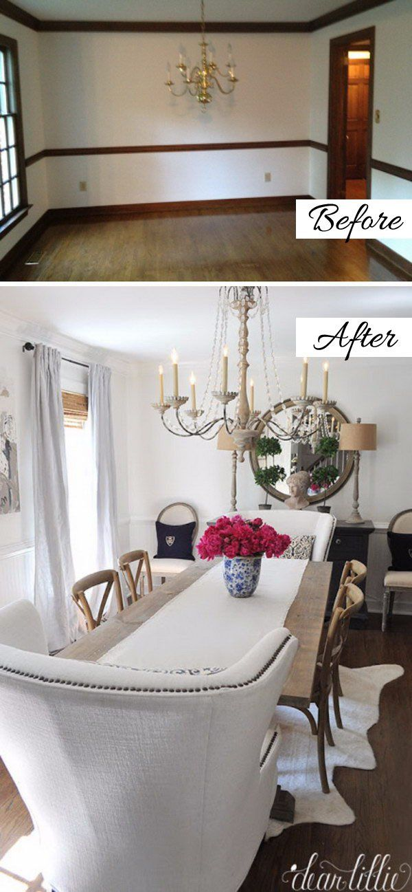 Dining Room Makeover Unique Easy And Budgetfriendly Dining Room Makeover Ideas  Room Inspiration Design