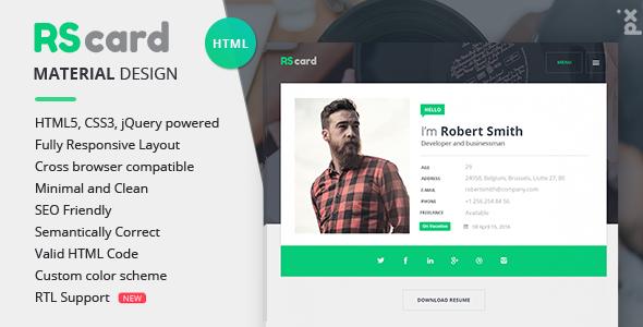 Material Cv  Resume  Vcard  Design Resume Resume Cv And