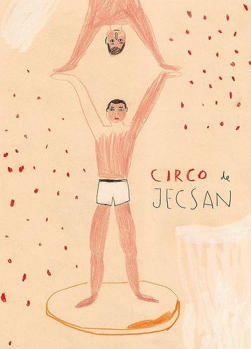 Circo de JECSAN by Inma Lorente