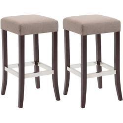 Photo of 79 cm bar stool set MarthaWayfair.de