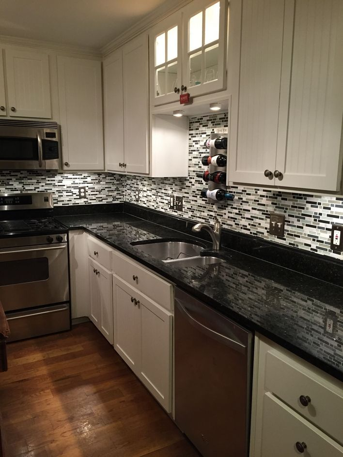 ✔️ 78 The Most Popular Farmhouse Granite Countertops Models 25