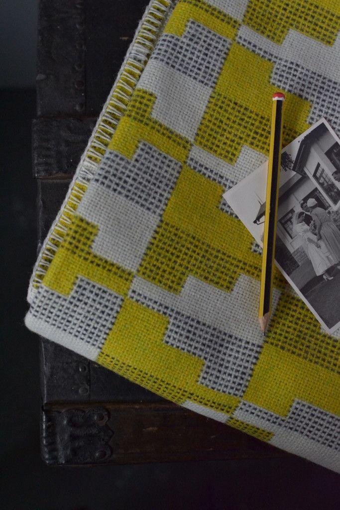 objects of design - decorators notebook | Welsh blanket ...