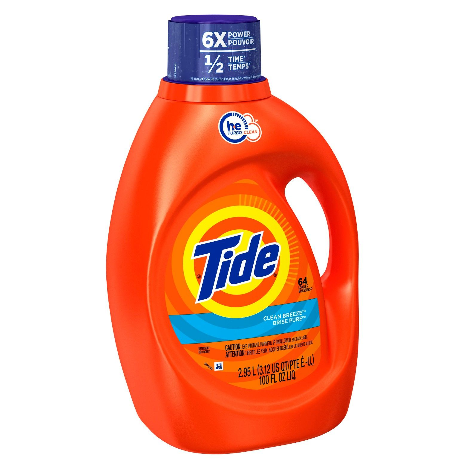 HOT! Tide Detergent and Herbal Essences Shampoo and