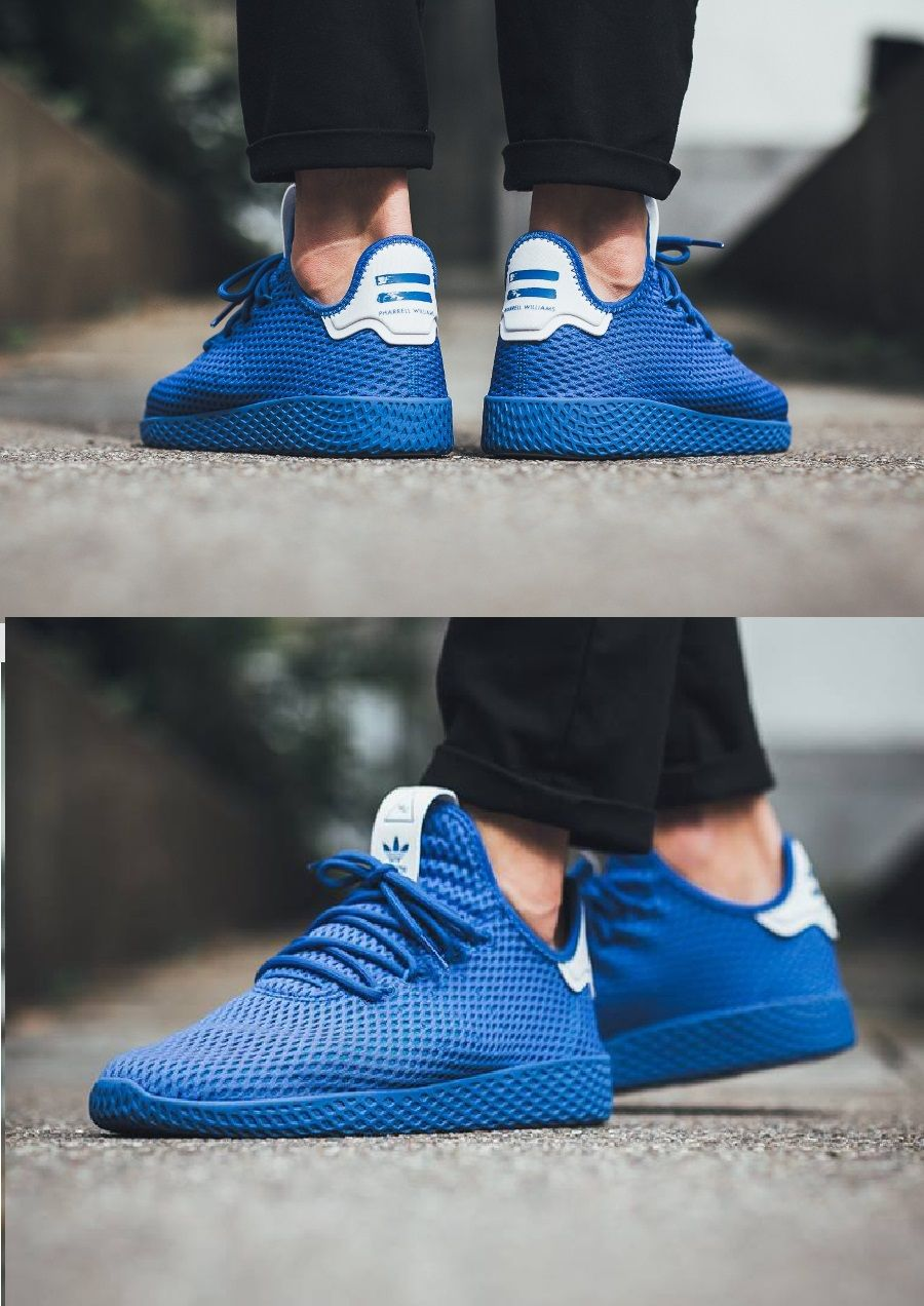 best service d83b7 7b209 Pharrell Williams x Adidas Tennis Hu  Solids Pack  http   www.