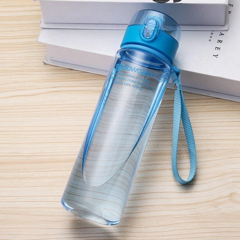 1000ml Water Bottle Plastic Fruit Infusion Drink Outdoor Sports Juice Drinkware