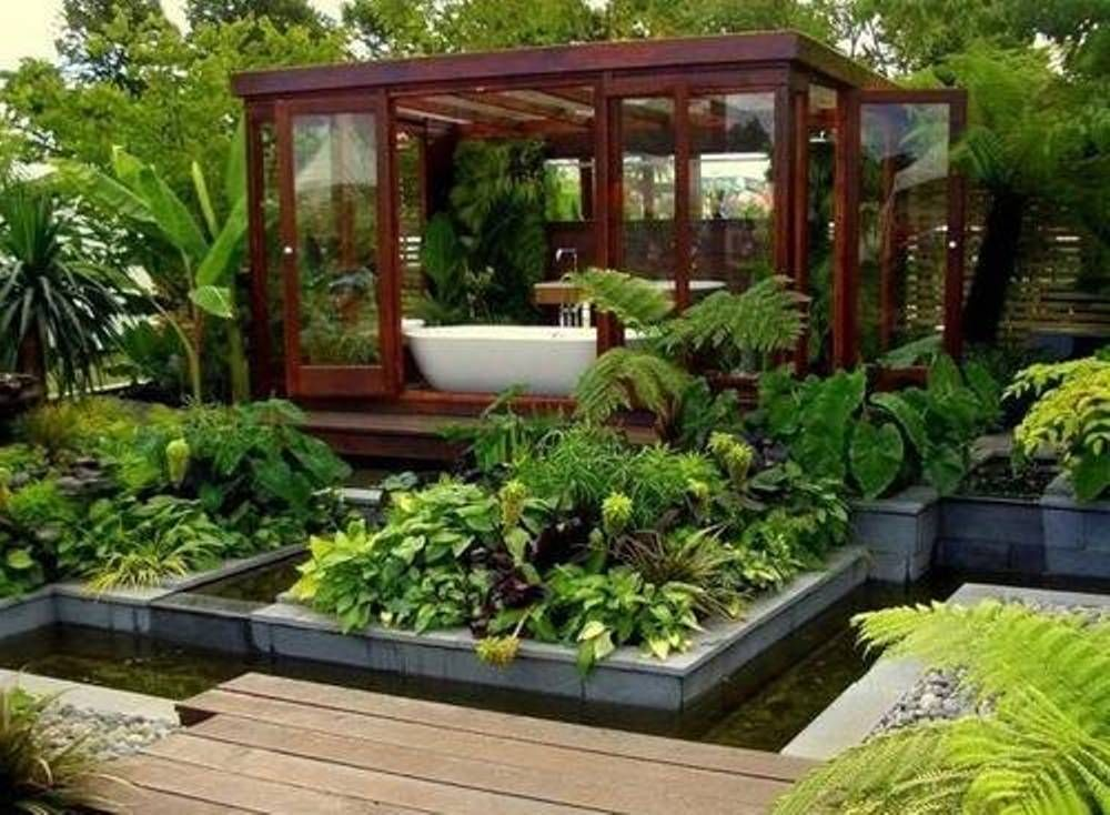 Gardening vegetable garden ideas vegetable small home for Home garden landscape designs