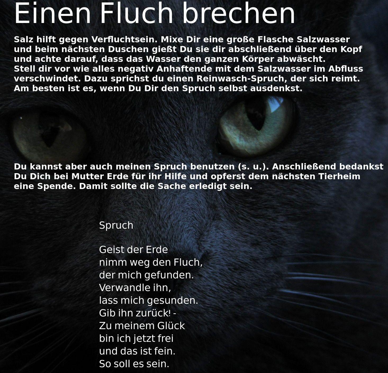 Magie Fluch Hexenkult Spruch Spell Buch Der Schatten Hexerei Zauberspruche Altes Wissen