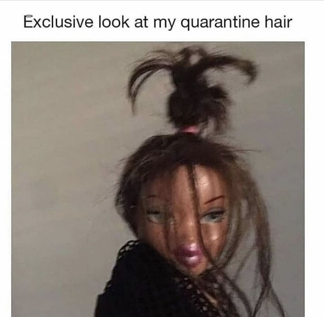 Epictexts Funnyfridaymemes Funnymemes Funnypictures Hair Quotes Hair Meme Good Hair Day