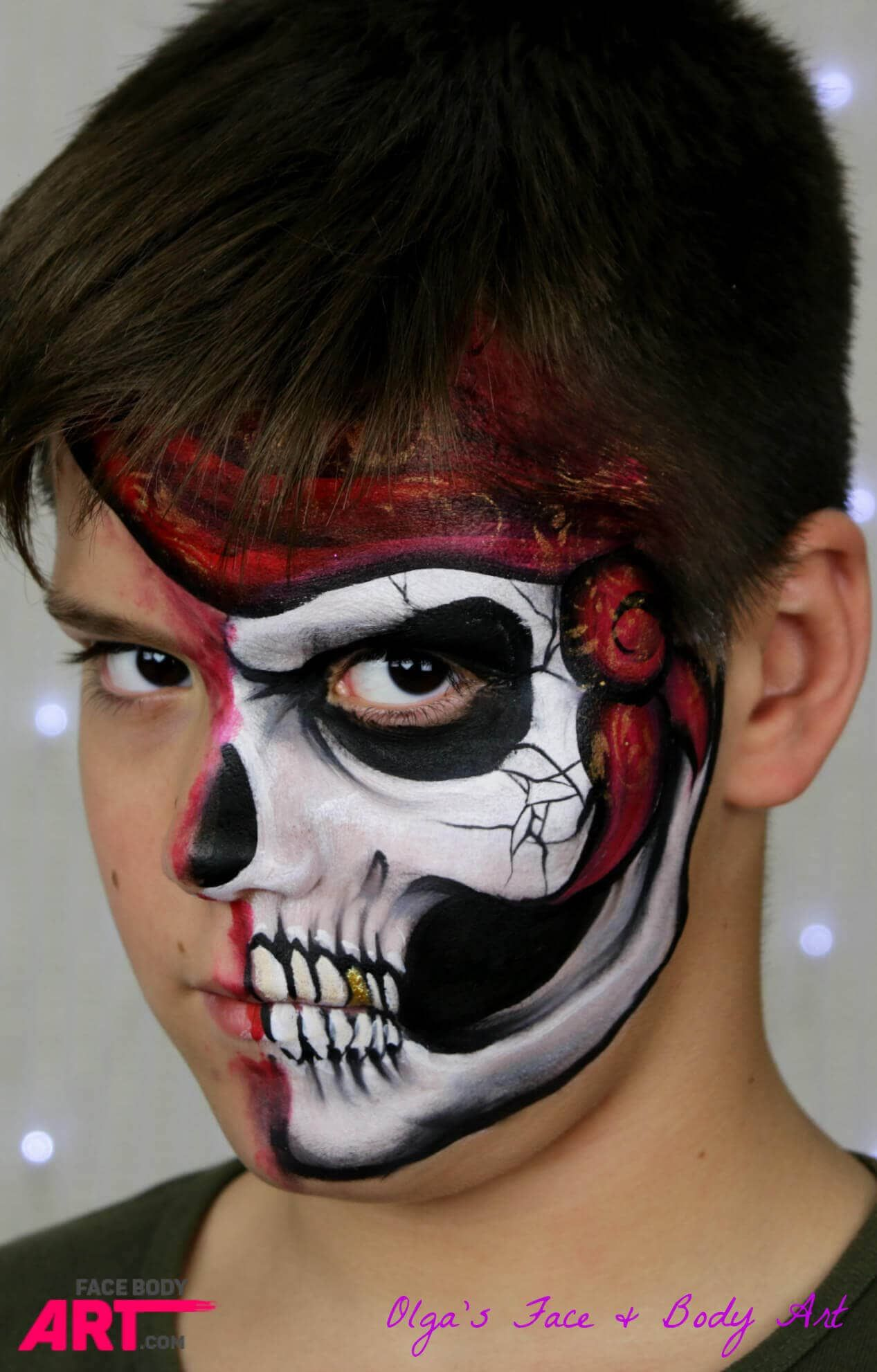 TOP 10 must,learn face painting designs (and +1 more