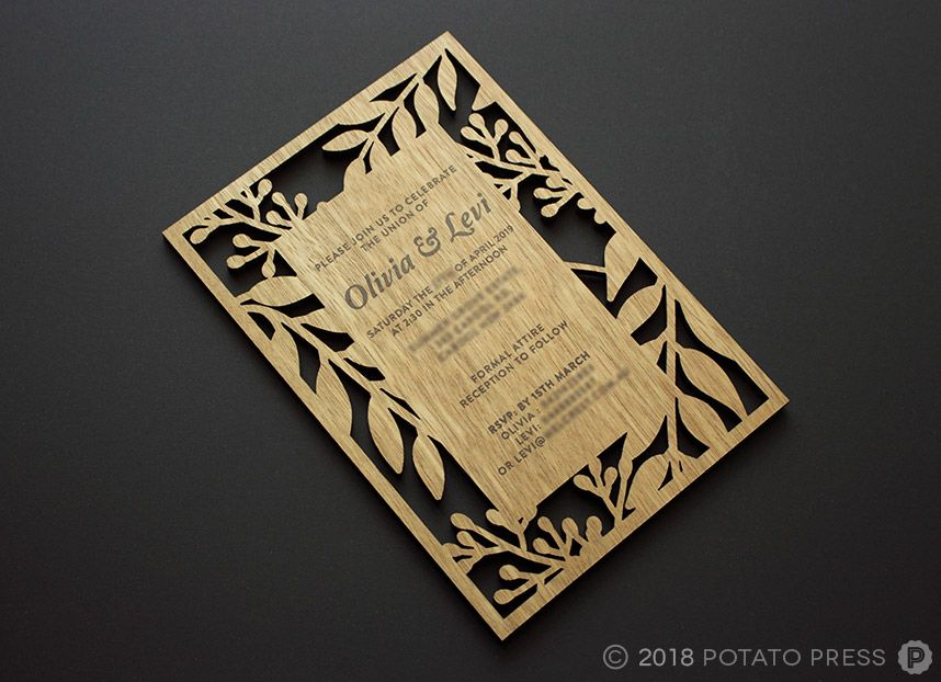 Pin On Typography Invitations