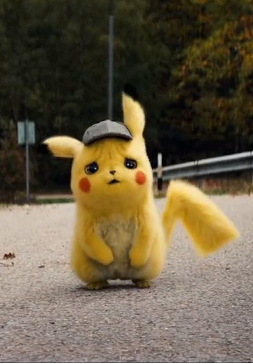 Watch Pokemon Detective Pikachu Online For Free Pikachu Cute Pikachu Cute Pokemon Wallpaper