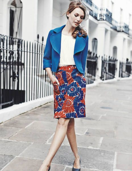 Pretty Pleat Skirt