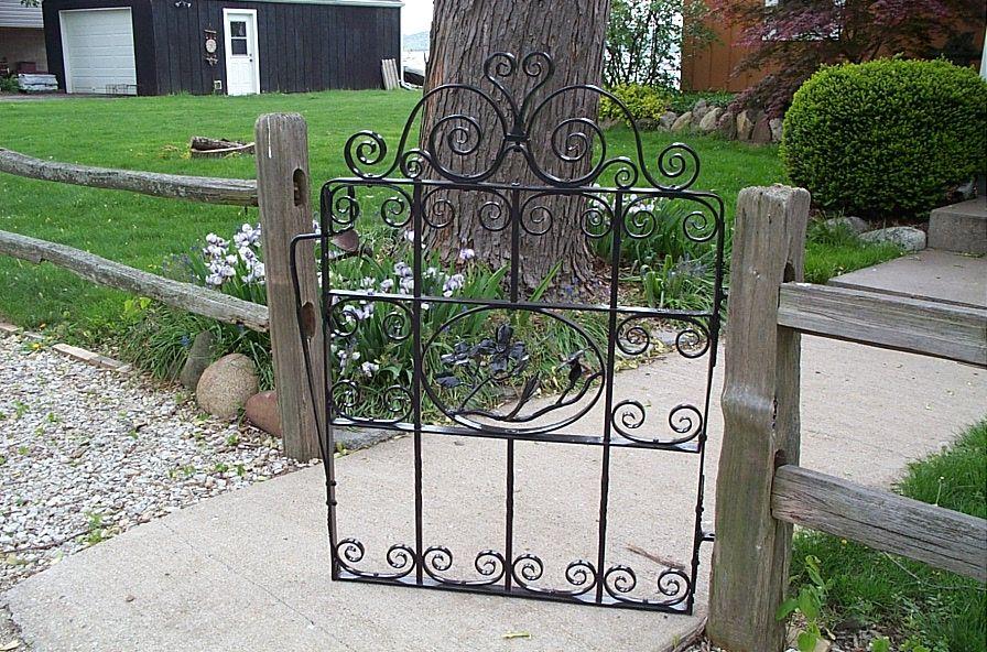 Gates Archives Hot Iron Blacksmith Garden gates