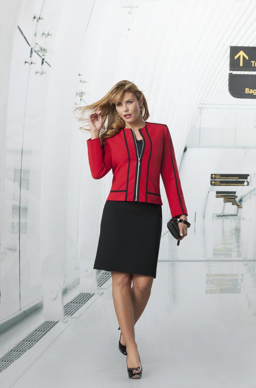 Uniformes ejecutivos para dama vanity http uniformes for Sillones ejecutivos para oficina