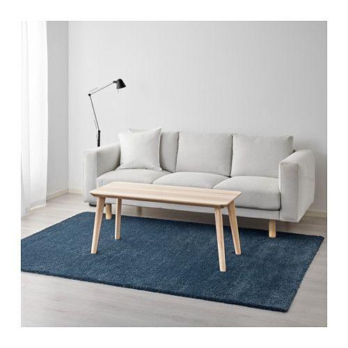 Ikea Rug Size Guide Usa: ÅDUM Rug, High Pile, Dark Blue
