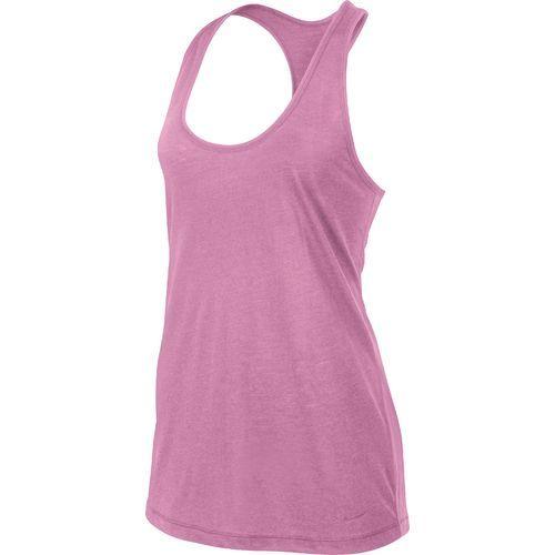 Nike Women's Flow Dri-FIT Tri-Blend Tank Top. Nike WomenWorkout GearTank  Tops