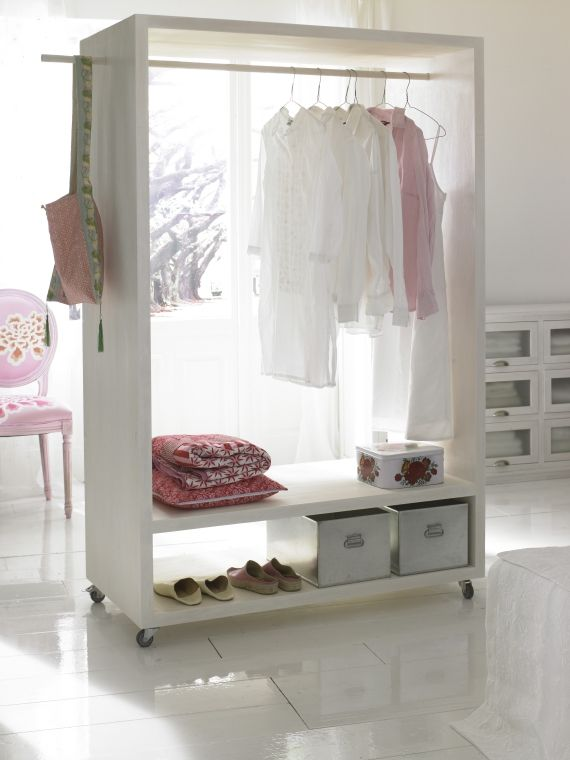 Für ein großes Bild bitte klicken - CAR möbel - Garderobe!!! u003c3 - begehbarer kleiderschrank kleines schlafzimmer