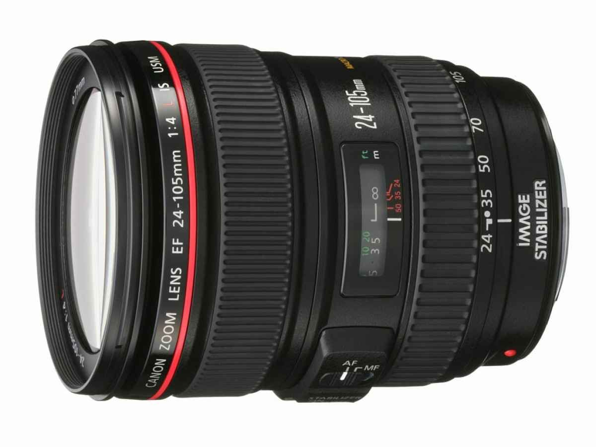 Canon EF 24-105mm f/4L IS USM | Popular Photography
