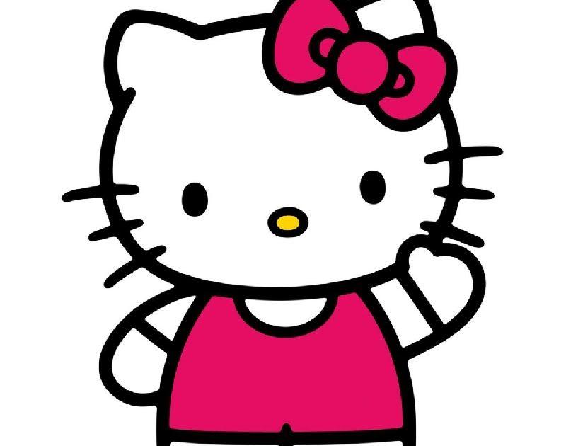 Gambar Ilustrasi Sketsa Gambar Ikan Yang Mudah Digambar Contoh Gambar Hello Kitty Yang Mudah Digambar Ideku Unik