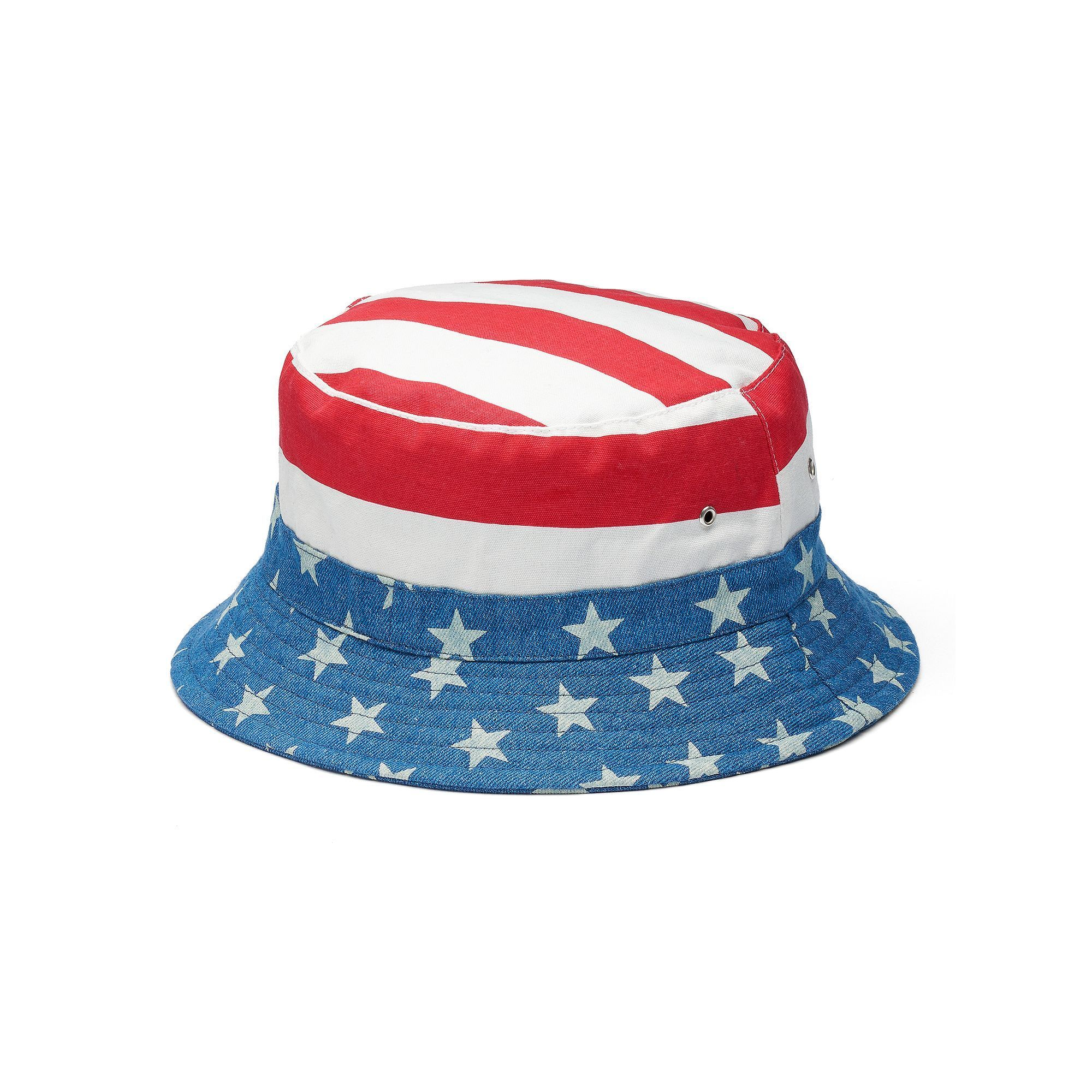 6a76310d2e9f Men s Urban Pipeline™ American Flag Bucket Hat