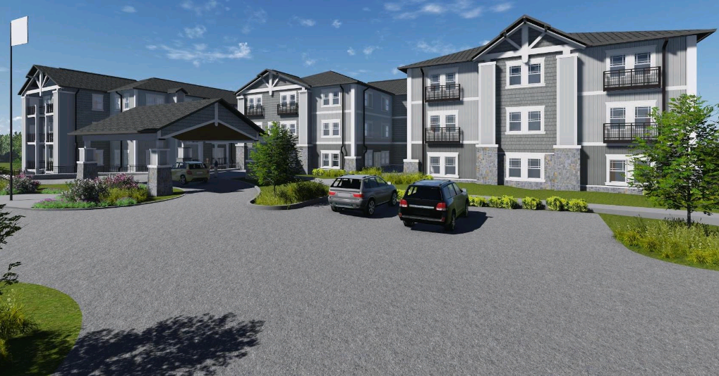 Kirco And Phoenix Senior Living Announce Completion Of 137 Unit The Bluffs At Greysto Senior Living Communities Senior Living Multifamily Property Management