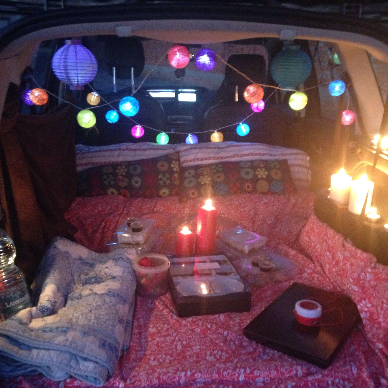 Drive In Date Cute Date Ideas Car Dates Fun Sleepover Ideas