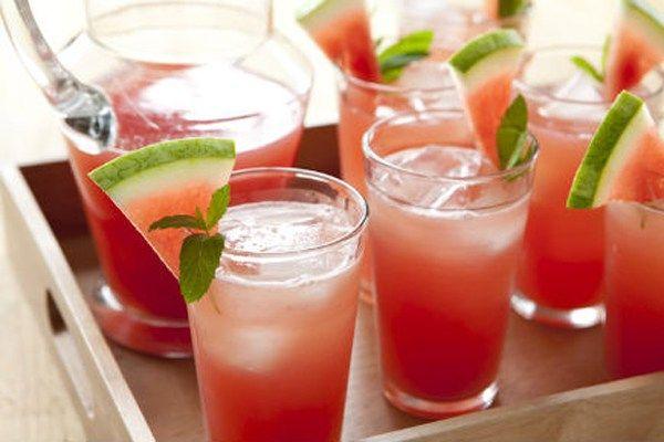 Coquetel de Melancia sem Álcool: Receita Saborosa! http://goo.gl/jcNjGy