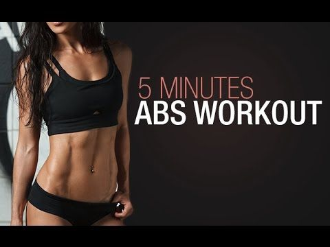 9 Serious Ab Workouts That Only Require 5 Minutes