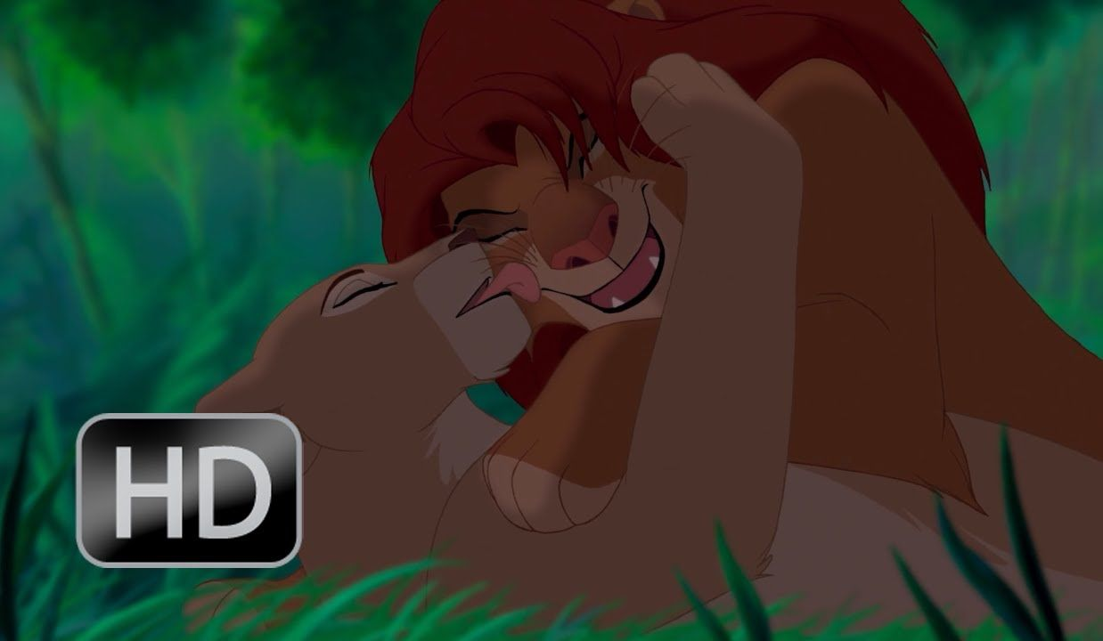 from Nathaniel lion king love sex