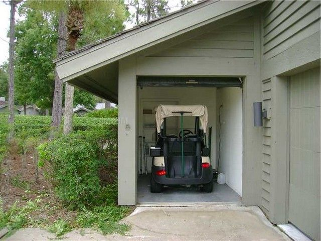 golf cart garage door