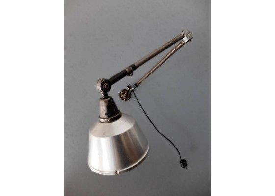 German Articulated Lamp, 1960s for sale at Pamono