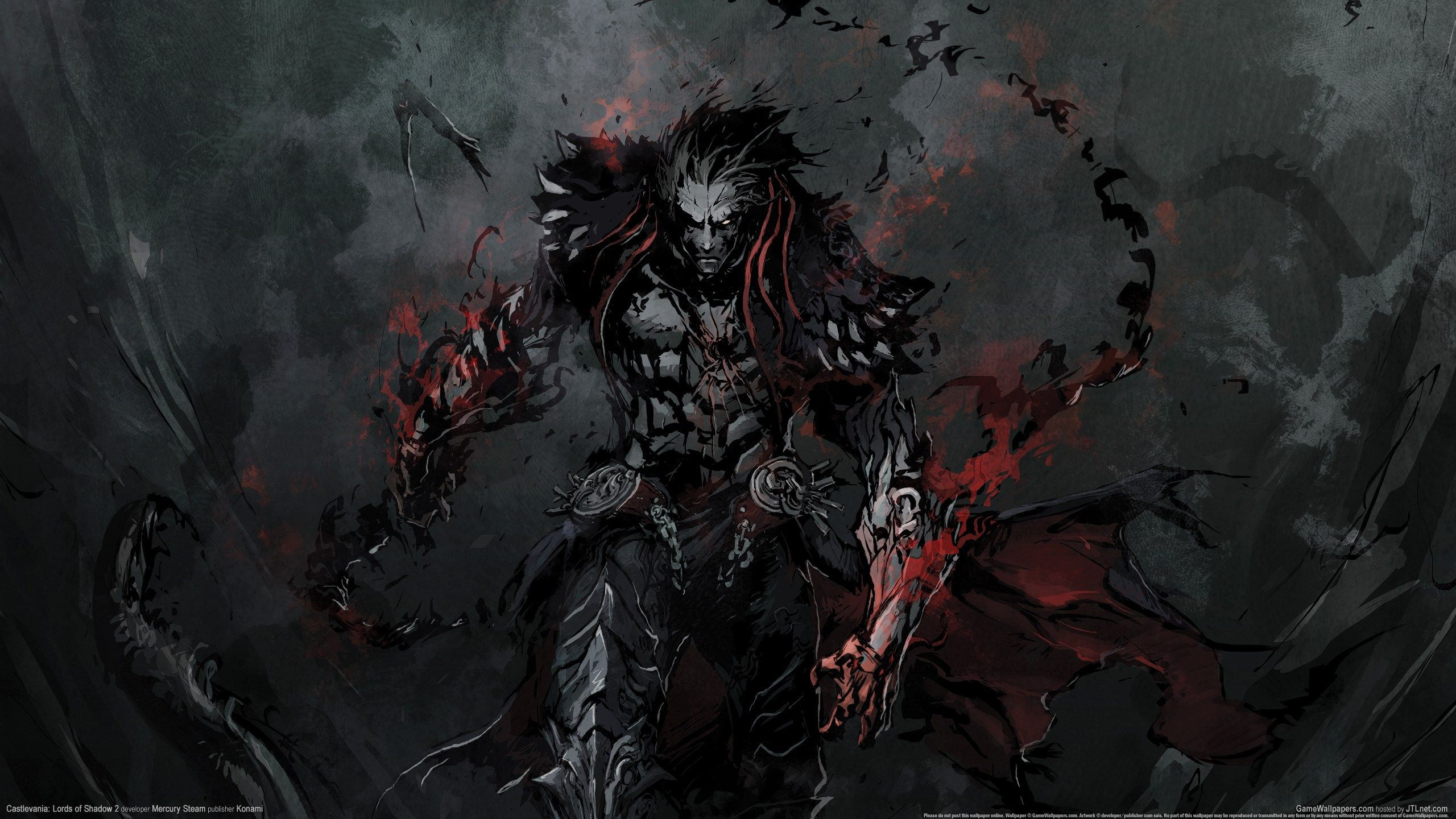slater edwards - high resolution wallpapers widescreen castlevania