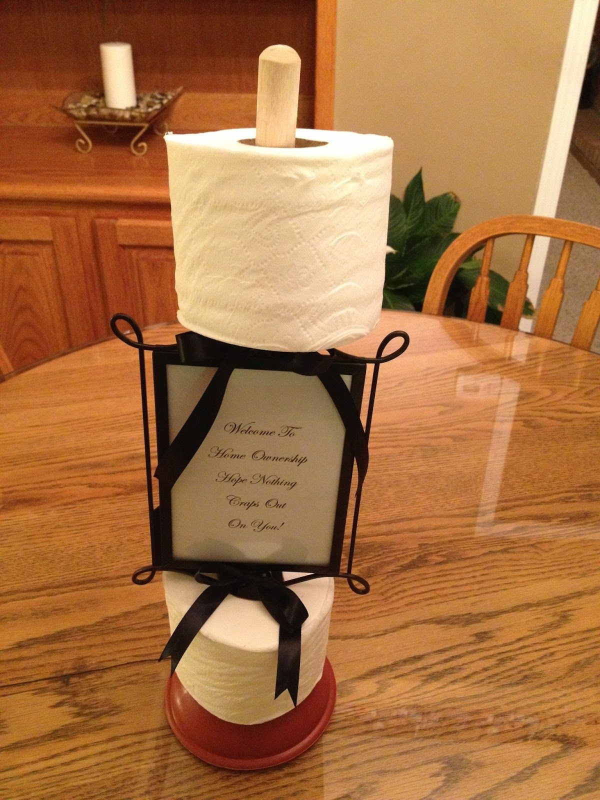 Welcome To New Home Gifts Part - 28: Plunger Housewarming Gift | Home Owning | Pinterest | Housewarming Gifts,  Gift And Craft