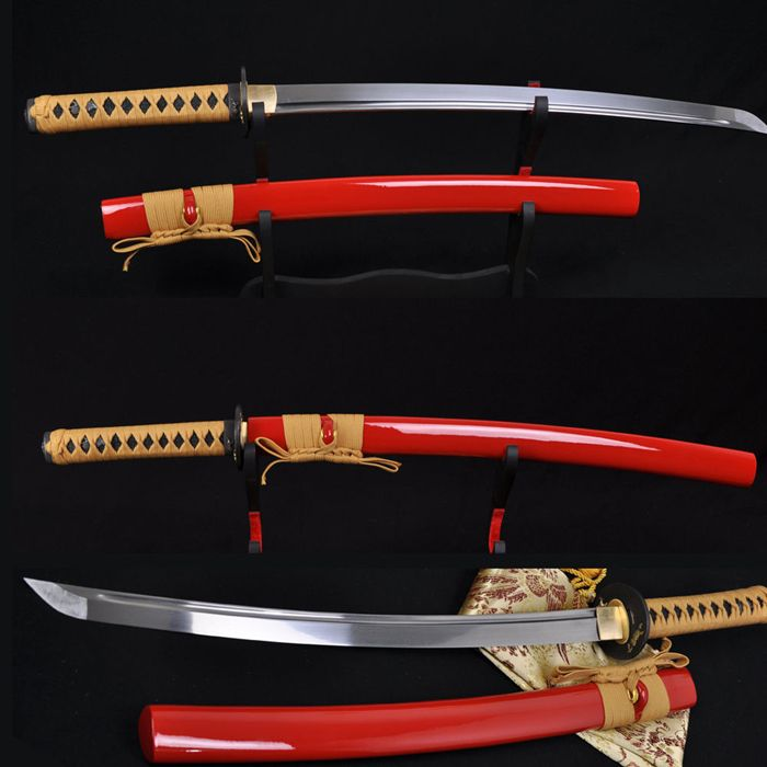 Handmade Japanese Samurai Swords,Antique Samurai Sword