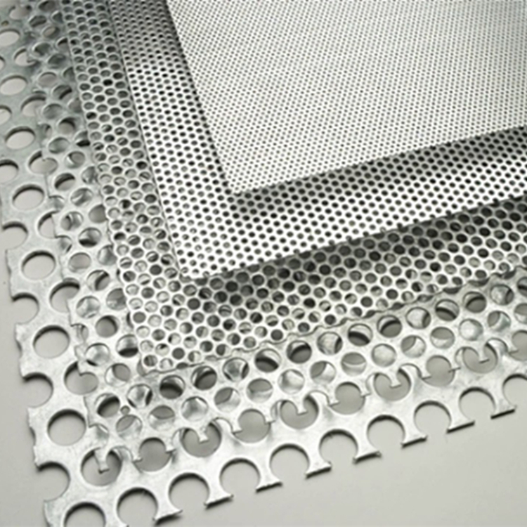 Ali Baba Aluminum Round Hole Perforated Sheet For Facade Wall Cladding Panel Exterior Building Cove In 2020 Perforated Metal Decorative Metal Sheets Metal Screen Doors