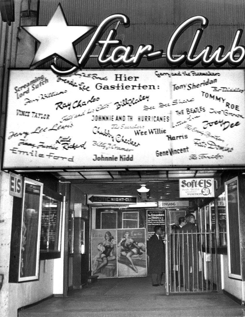 Photo of Hamburger Star-Club : Heute vor 58 Jahren wurde Musikgeschichte geschrieben