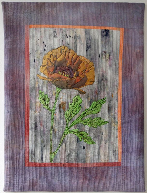 All Threaded Together is a group of ten textile and mixed media artists. We originally met at The Bramblepatch in Kislingbury on courses run by Brenda Boardman. After her retirement from teaching...
