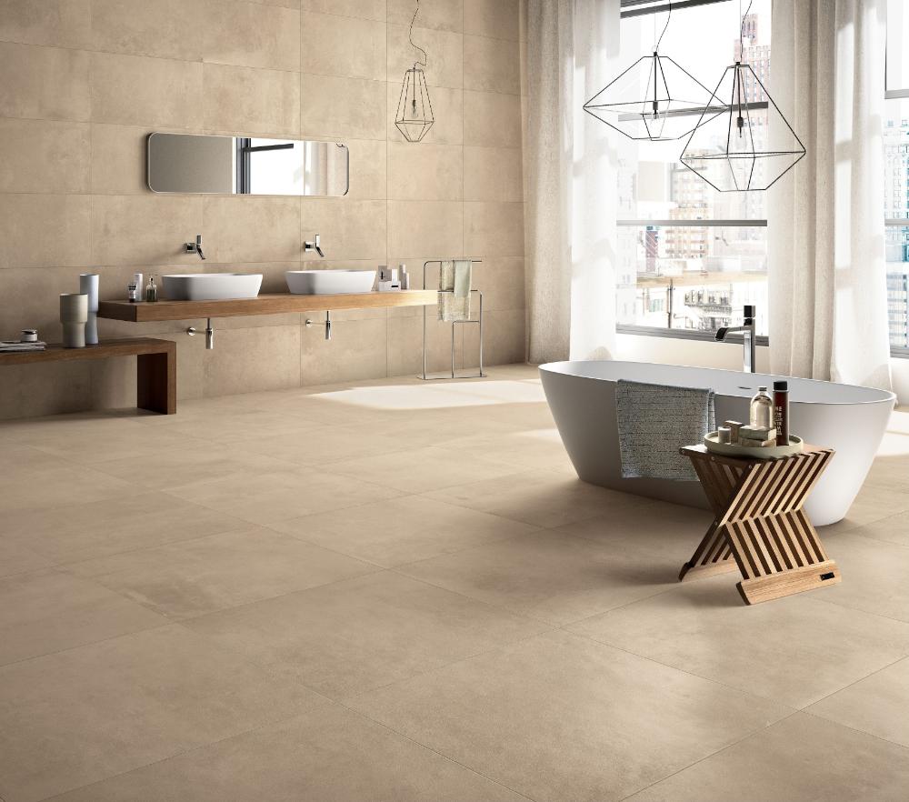 Industry Sand Porcelain Tiles Flooring In 2020 Refinish